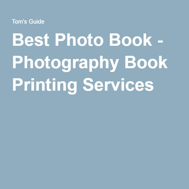 Best Photo Book - Photography Book Printing Services