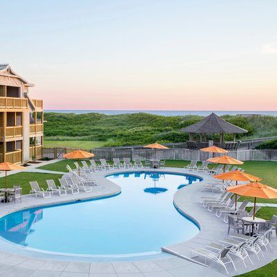 Outer Banks, North Carolina: The Sanderling Resort - Cheap Spring Break Trips (Under $1,000). Coastalliving.com