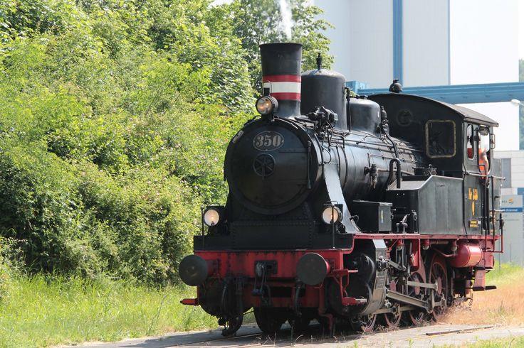 Die historische Dampflok fährt an 6 Wochenenden zwischen Geesthacht und Bergedorf hin und her. Ideal für einen Ausflug mit der ganzen Familie