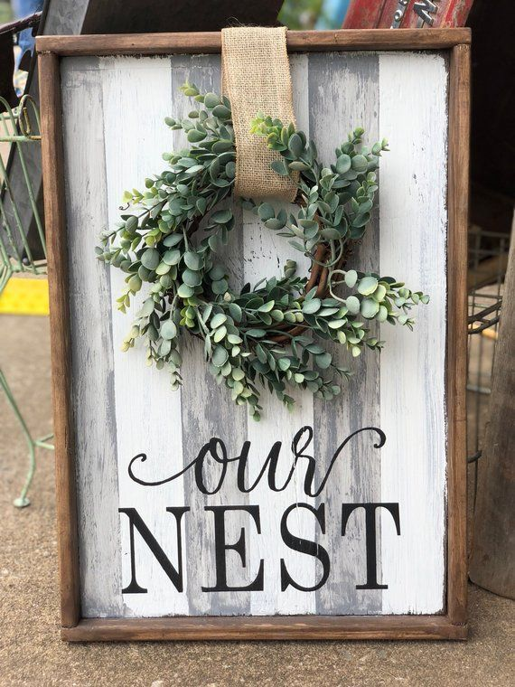 19+ Our Nest Farmhouse Image