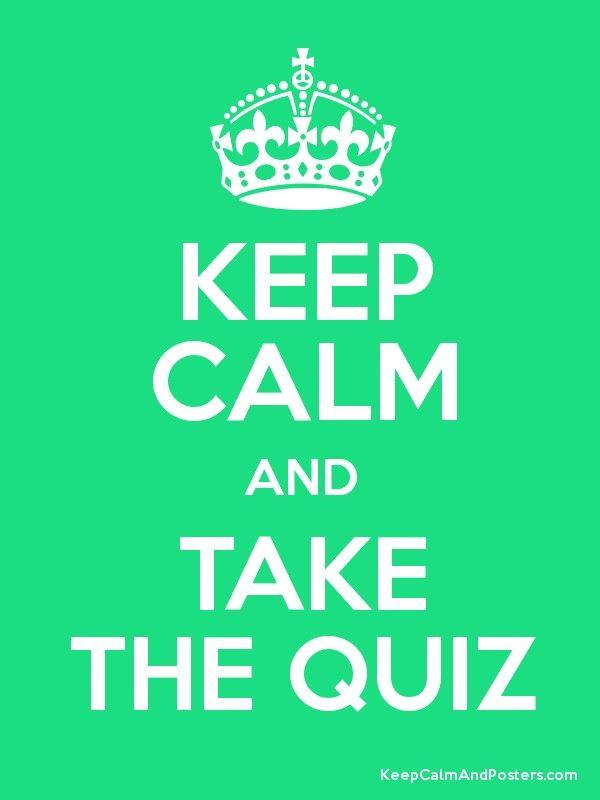 """Keep calm and take the quiz !  """" Quel coloc es-tu ? """" : le quiz pour connaitre son profil de colocataire ! Le fêtard, l'intello, la fée du logis, le néo geek, le green addict, le taulier, l'amoureux transi ou le héros ?  Faites le test : http://quiz.weroom.com"""