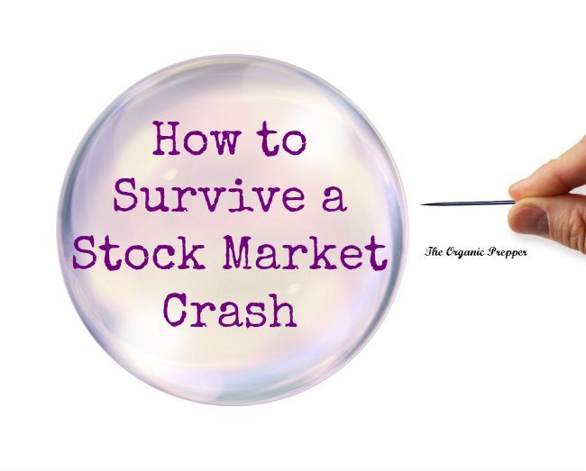 You need to be ahead of the crowd. Take these steps immediately in the event of a stock market crash