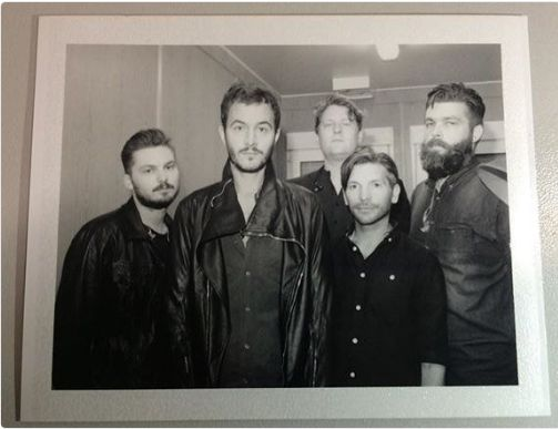 Editors at Home Festival, Treviso, Italy, 1-9-16... - No Sound But EDITORS