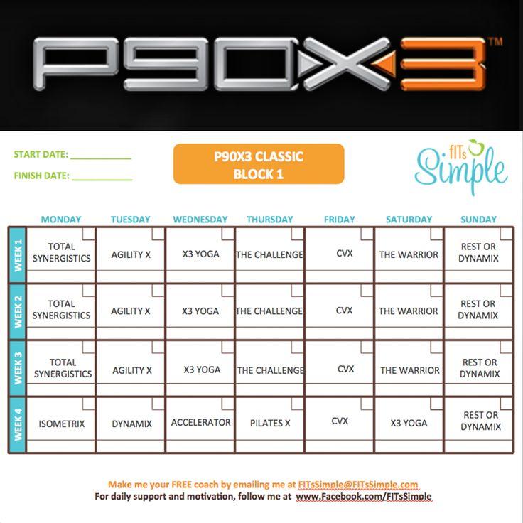 25+ best ideas about P90x3 calendar on Pinterest | P90x3 schedule ...