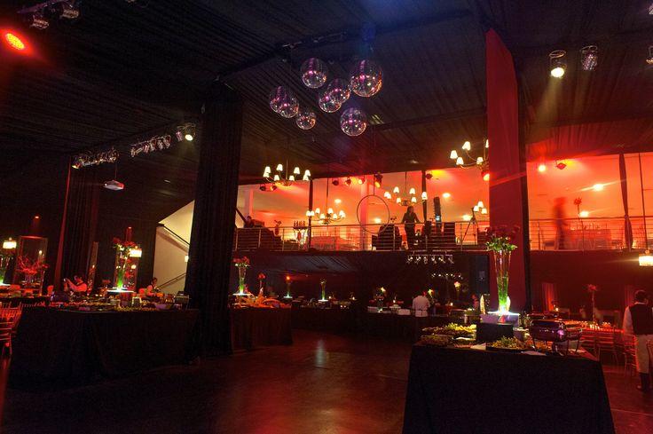 Centro de eventos puerto Marina.