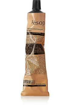 Love love love this Aesop hand cream, actually anything from Aesop!