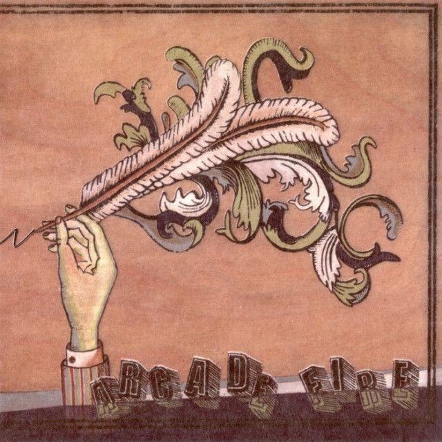 Arcade Fire- Funeral Vinyl w/ Downloads 180g Reissue