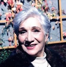 """Ana Gonzalez (actriz chilena) (4 de mayo de 1915 - 21 de febrero de 2008) Conocida popularmente como """"La Desideria""""Premio Nacional de Arte en 1969."""