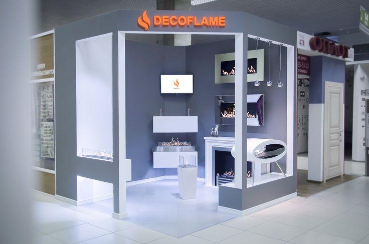 decoflame®showroom Moscow