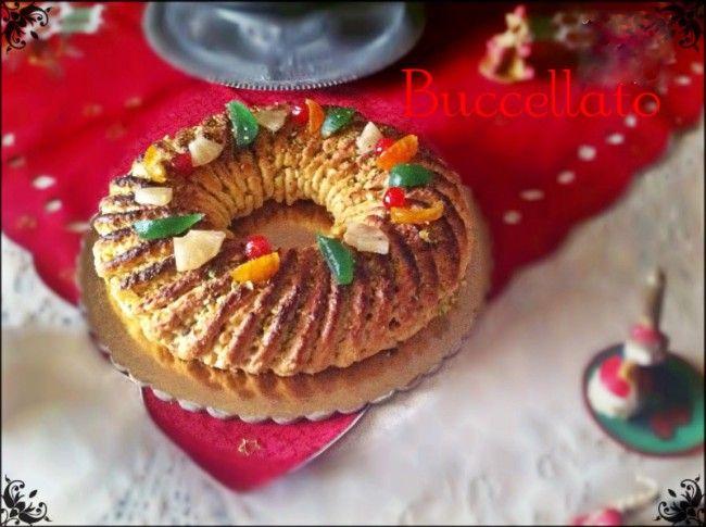 Buccellato, il dolce tipico palermitano di Natale