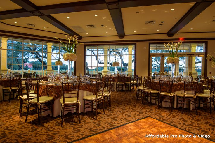 Dining Room Setting Grand Oaks Golf Club In Davie Fl