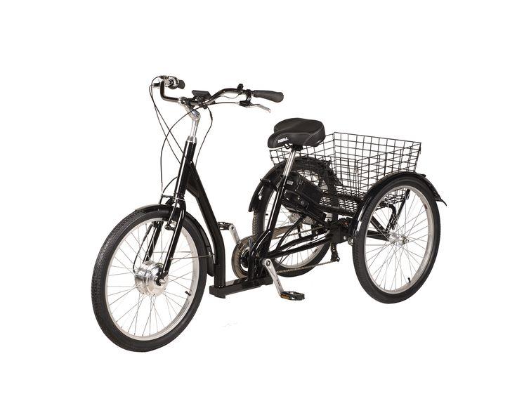 Electric Trike by BizzOnWheels