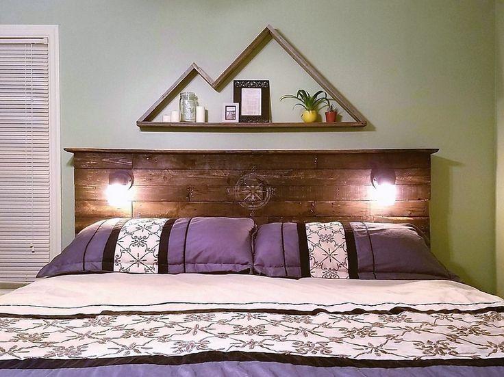 47 mejores imágenes de Cabeceras de cama en Pinterest | Cabecera de ...