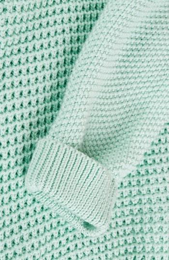 Topshop New Textured Grunge Sweater   Nordstrom