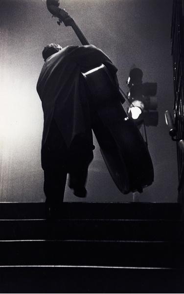 Robert Frank     London     1952