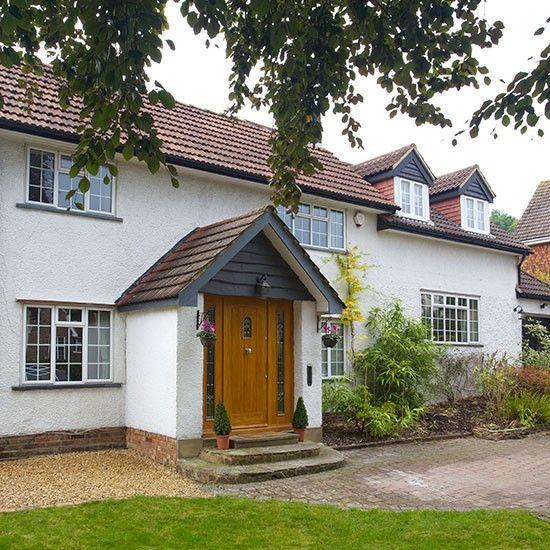 Exterior   Detached Surrey home   House tour   PHOTO GALLERY   25 Beautiful Homes   Housetohome.co.uk