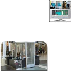 Body Scanning System for Mall