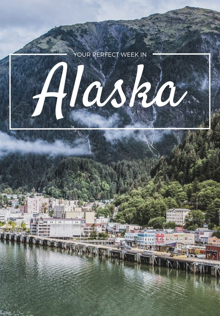Alaska's capital is so much more than a quick cruise-ship stop. From glaciers to islands and alpine trails, here's how to spend a week in Juneau.