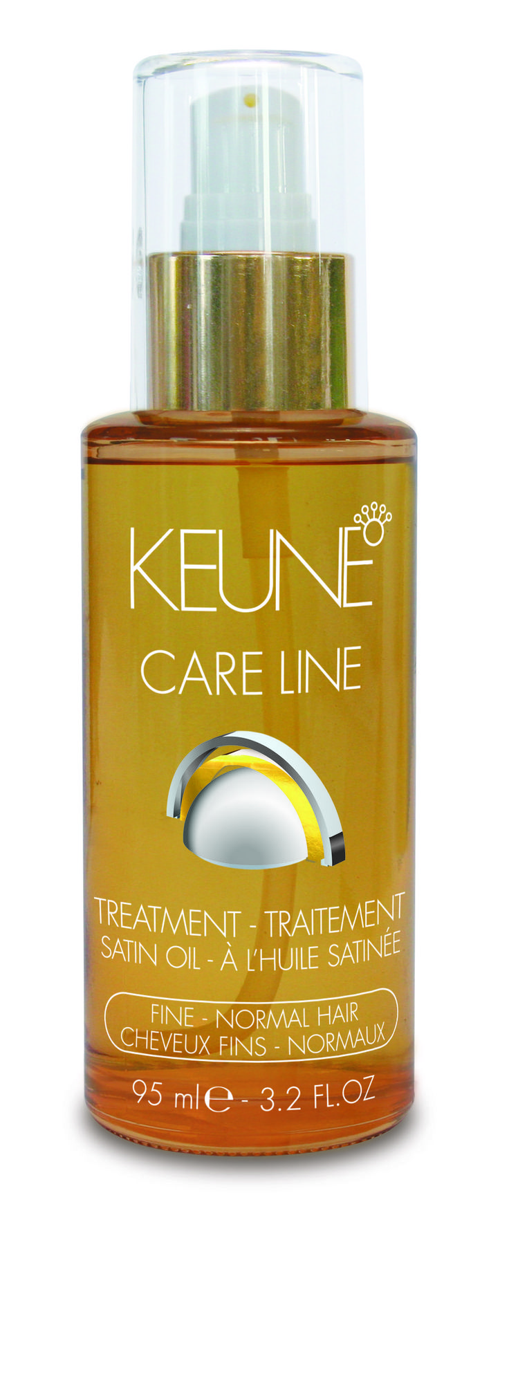 Care Line Satin Oil Treatment