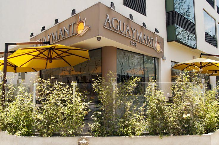 AGUAYMANTO Restaurante - Terraza de Foresta Hotel Lima en San Isidro, Lima
