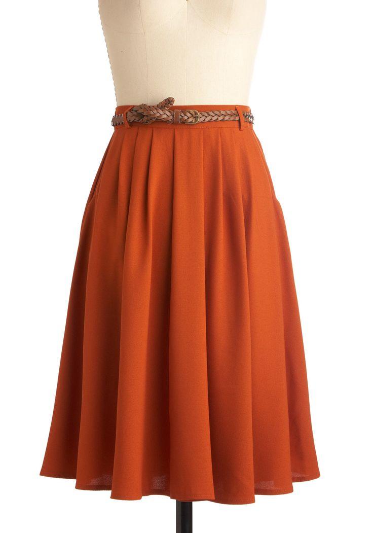 Librarian Skirt No. 1