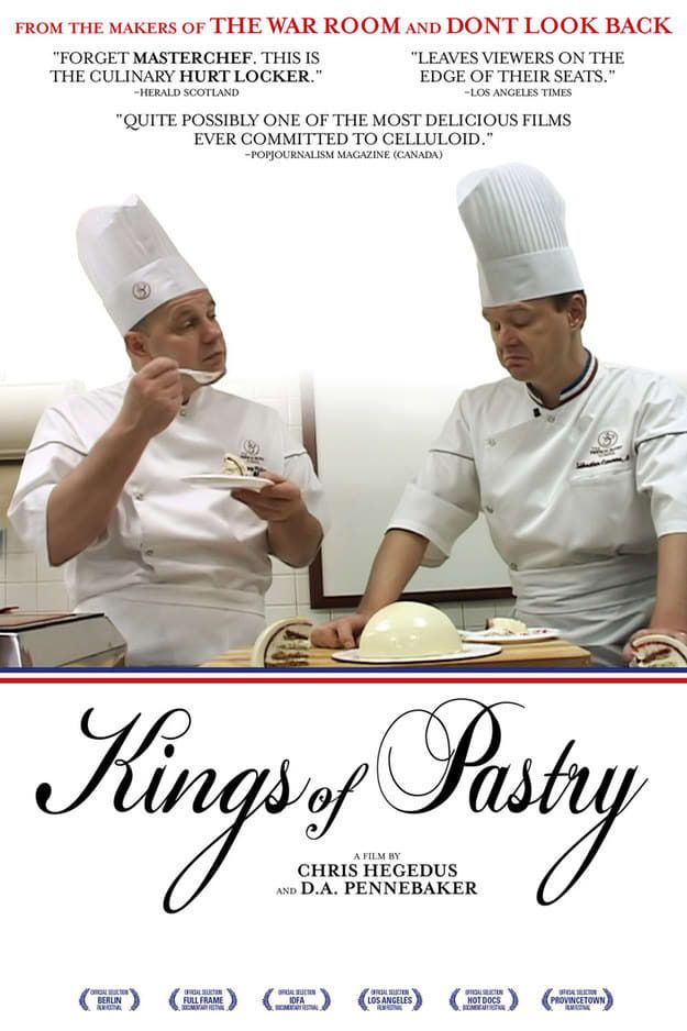 Your Food Preferences Will Determine What Netflix Food Documentary You Should Watch    You got: You should watch Kings Of Pastry (2009)  This film follows Jacquy Pfeiffer (co-founded of The French Pastry School) as he travels to France to compete against some of the best pastry chefs in the world. It's perfect for people who love French food, competitions, and a bit of suspense.     Already seen it? Check out A Year In Burgundy or Somm (perfect for French food and wine lovers).