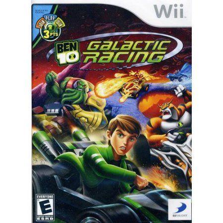 Buy Ben 10 Galactic Racing - Nintendo Wii at Walmart.com