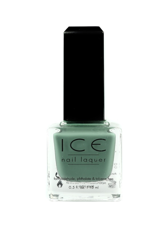 Verde per le tue unghie ? scegli ICE NAIL LAQUER !     www.independentnails.com