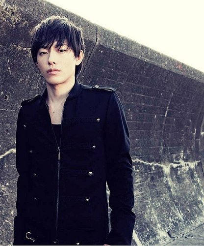 Ike from Spyair <3