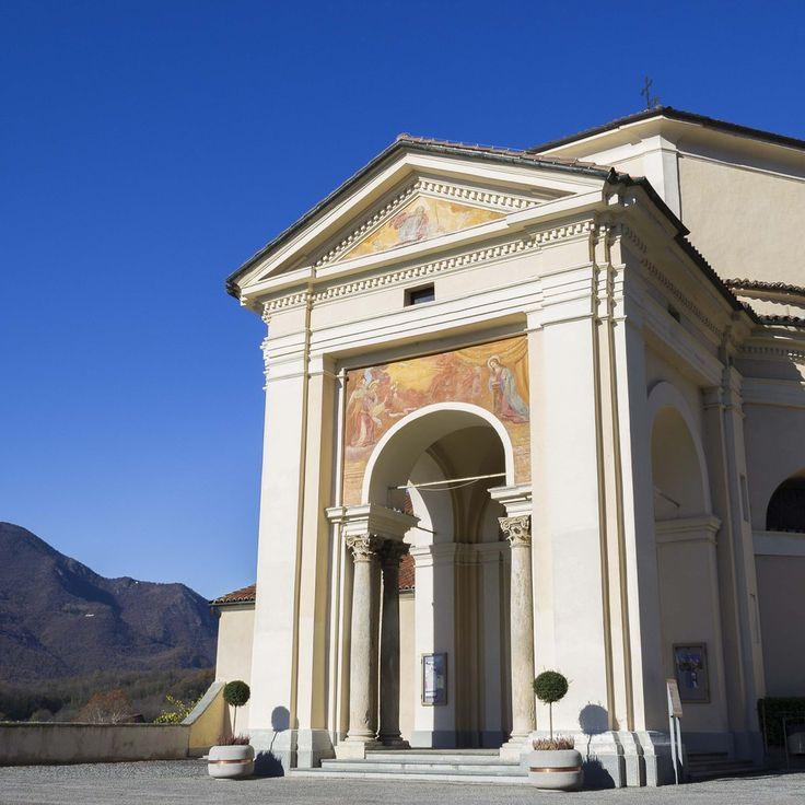 Santuario della Madonna dei Lagi ad Avigliana (To) | Scopri di più nella sezione Itinerari del portale #cittaecattedrali