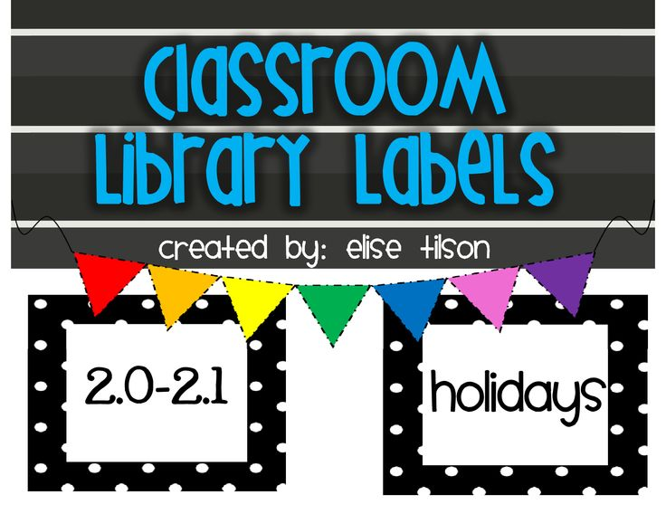 7 best book reports images on pinterest book reports book reviews cute simple library labels organized by reading levels themes and authors fandeluxe Gallery