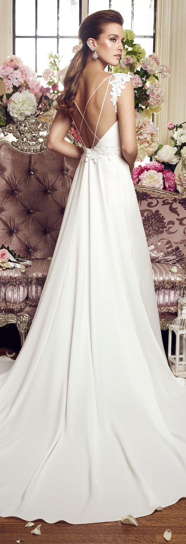 Mikaella Wedding Dress Collection Fall 2017