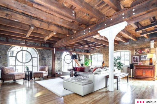 Warehouse remodel i could live here pinterest - Warehouse remodeled into house ...