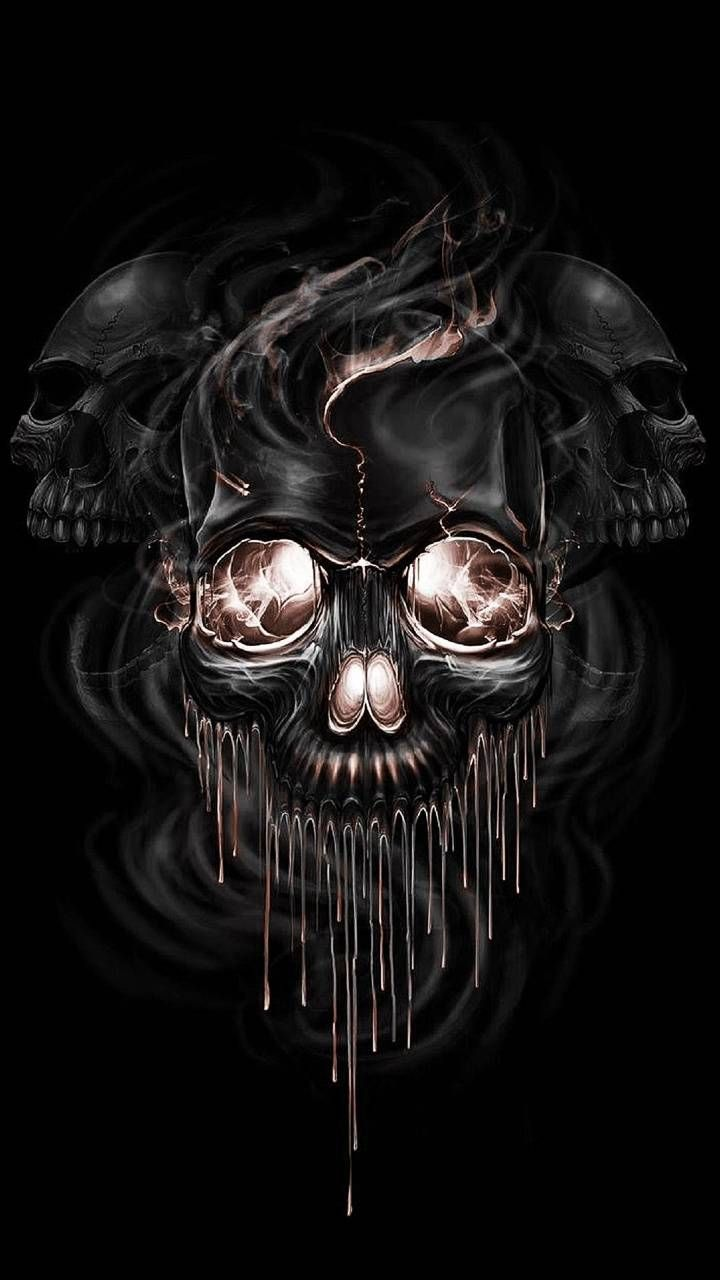 Download Skull Wallpaper By Gothic Angel 3a Free On Zedge