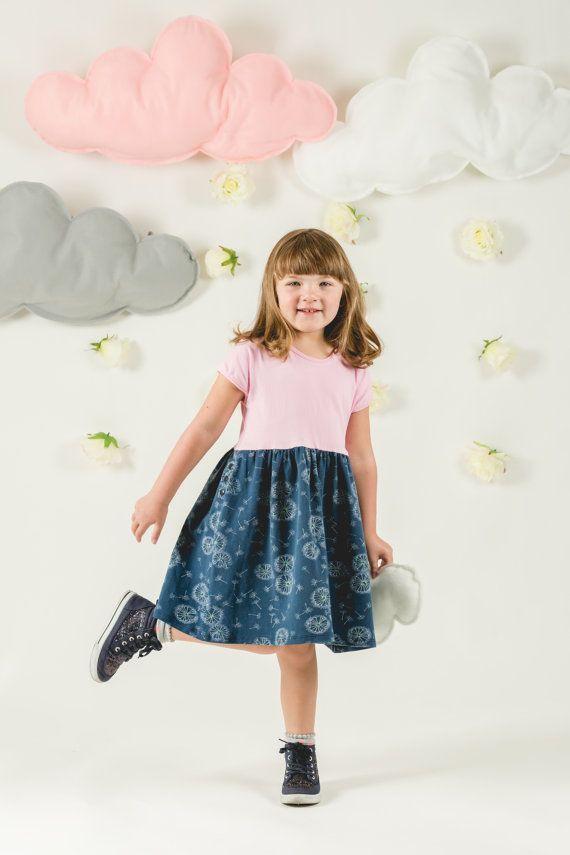 Trach Dress, size 4C, adaptive clothing, toddler, girls, dress, jersey…