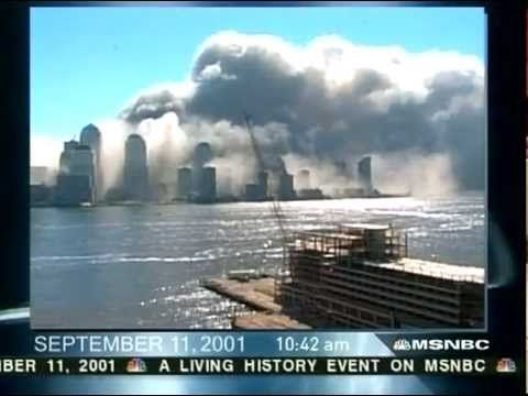 NBC News Coverage of the September 11, 2001, Terrorist Attacks (Part 2 of 2) - 1.30 hour