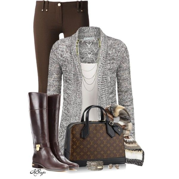 Plein Sud legging, MICHAEL Michael Kors boots, and Nan Fusco necklace.