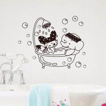 Bathroom Door Wall Toilet Seat Cover Sticker Removable Elephant DIY Decal Home Decor //Price: $3.98 & FREE Shipping //     #wallstickerforbedroom #wallstickerforlivingroom #wallstickerforkids #wallstickerforkitchen #3Dwallsticker #removeablewallsticker #treewallsticker ##3wallstickers#3dbutterflywallstickers #3dmirrorwallstickers #3dwallsticker #3dwallstickermalaysia #3dwallstickers #3dwallstickersamazon #3dwallstickersaustralia #3dwallstickersbeach #3dwallstickersebay…