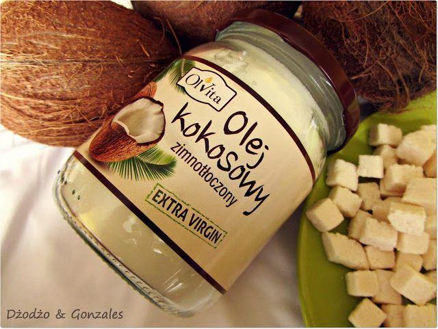 Dżodżo & Gonzales: Olej kokosowy - kosmetyk wszechstronny