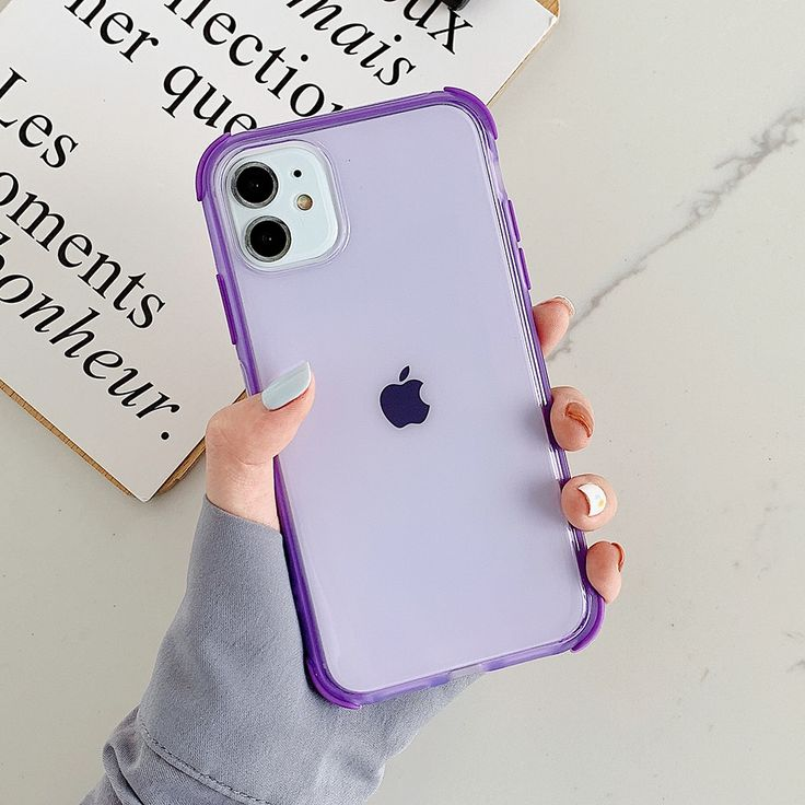 Shockproof Protective Silicone Phone Case For iPhone 6 6s