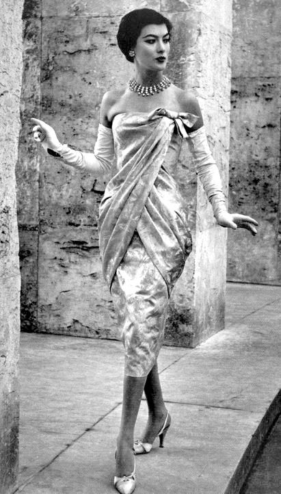 Dior, 1956