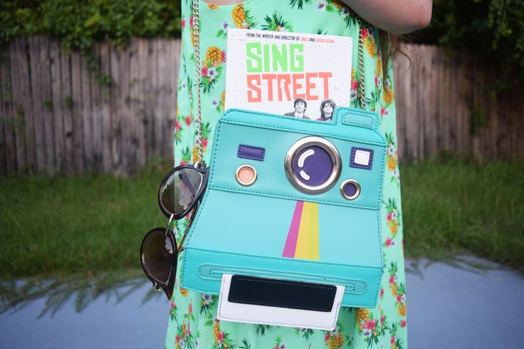 My makeup bag is packed full of 80's flair and I blame Sephora and the Sing Street DVD. I want you to feel what I do – so enter to win this giveaway!