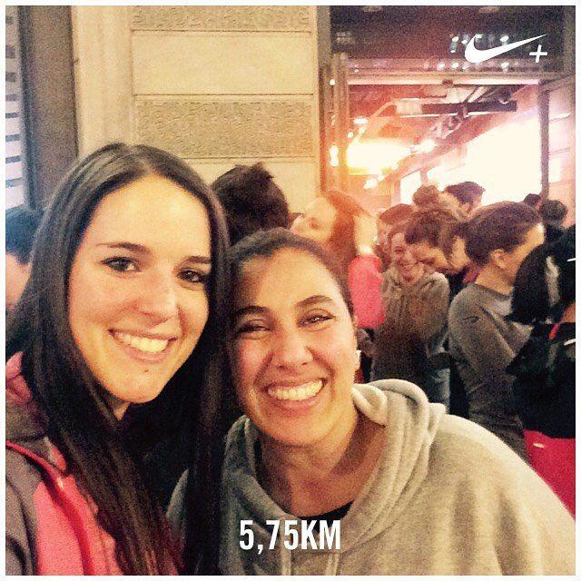 Week 13/24 Day 1 : Run with my friend @lindantba ... First run with NRC for her  thanks @coach_benoit #nike #nikeplus #nikefuel #running #run #training #nikerunning #niketraining #nikewomen #nikeparis #niketrainingclub #nrc #ntc #ntcfit #betterforit #findyourfast #makeitcount #getouthere #instarunners #runnerscommunity #sofast #10kmpariscentre #werunparis #fitfrenchies #bbg #kaylaitsines #tbc #soniatlev #topbodychallenge #teamtbc2016 by leelee_nou