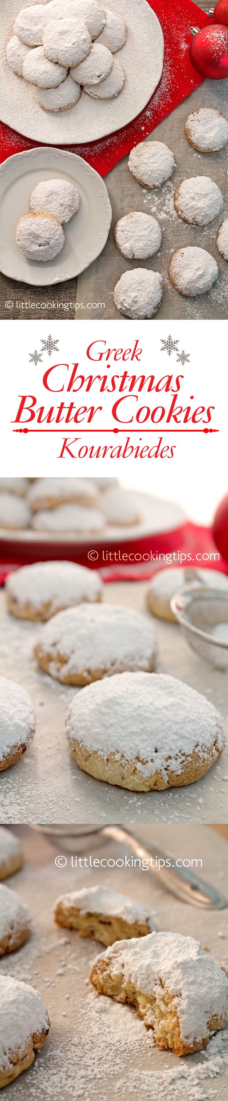 The 25 best greek christmas ideas on pinterest traditional the traditional recipe for greek christmas butter cookies kourabiedes those cookies are served throughout forumfinder Gallery