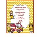 Fun Firemen Songs Ten Little Firemen A Fireman Five Little Firefighters Fire Safety Songs I Am a Fireman Firefighter Jumping on the Fire Engine Fi...