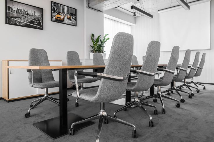 Biuro firmy Klima Therm - obiekt referencyjny Kinnarps