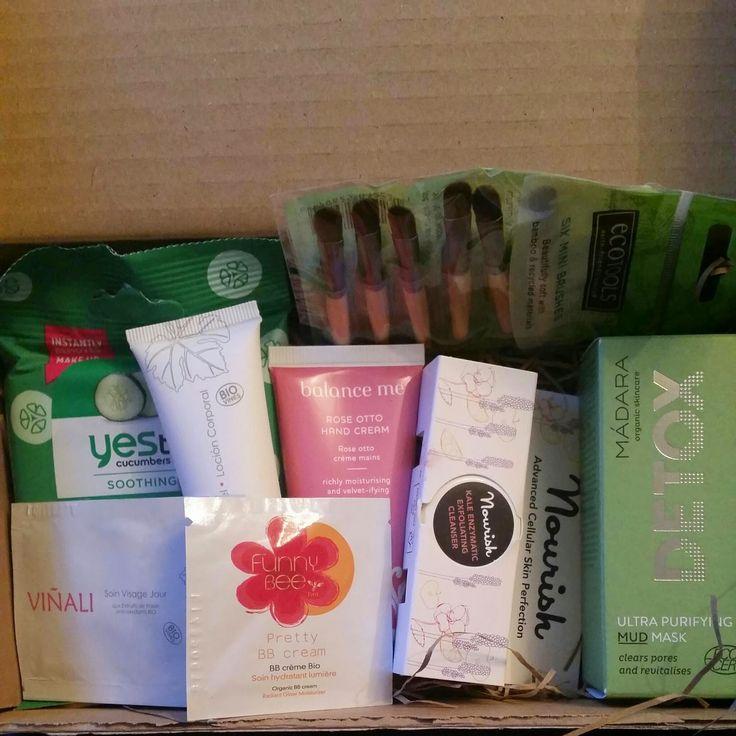 Love Lula Beauty Box January 2015