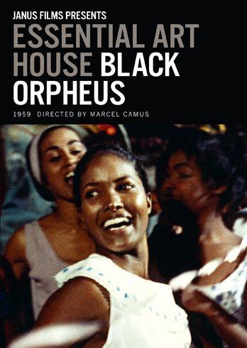 Gypsy Marpessa Dawn Menor, in Black Orpheus,  circa 1959