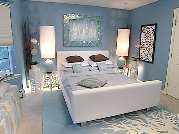After!..... this guy is AMAZING the room looks like a completly different room!  David Bromstad