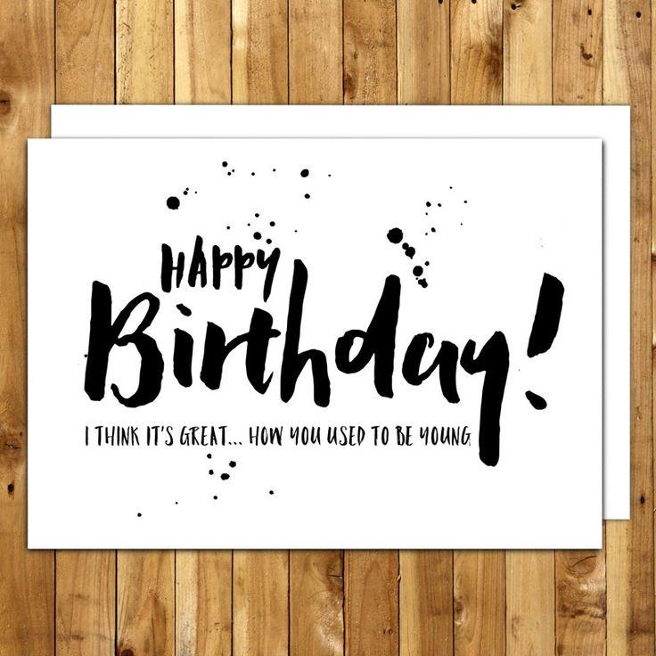 Funny Happy Birthday Cards For Boyfriend Sarcastic Birthday: 26 Best Funny Birthday Cards